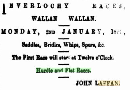 Kilmore Free Press - December 22nd, 1870