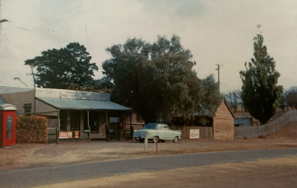 Darraweit Guim General Store in 1967