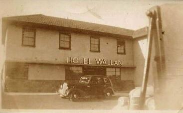Wallan Hotel Circa 1940