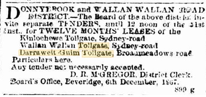 The Age - 9th December, 1867