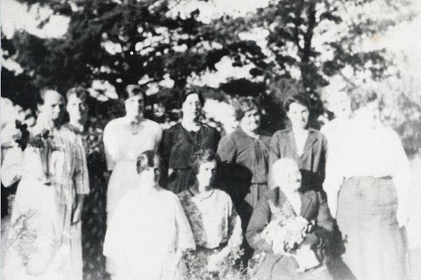 Presbyterian Ladies Guild Wallan 1920